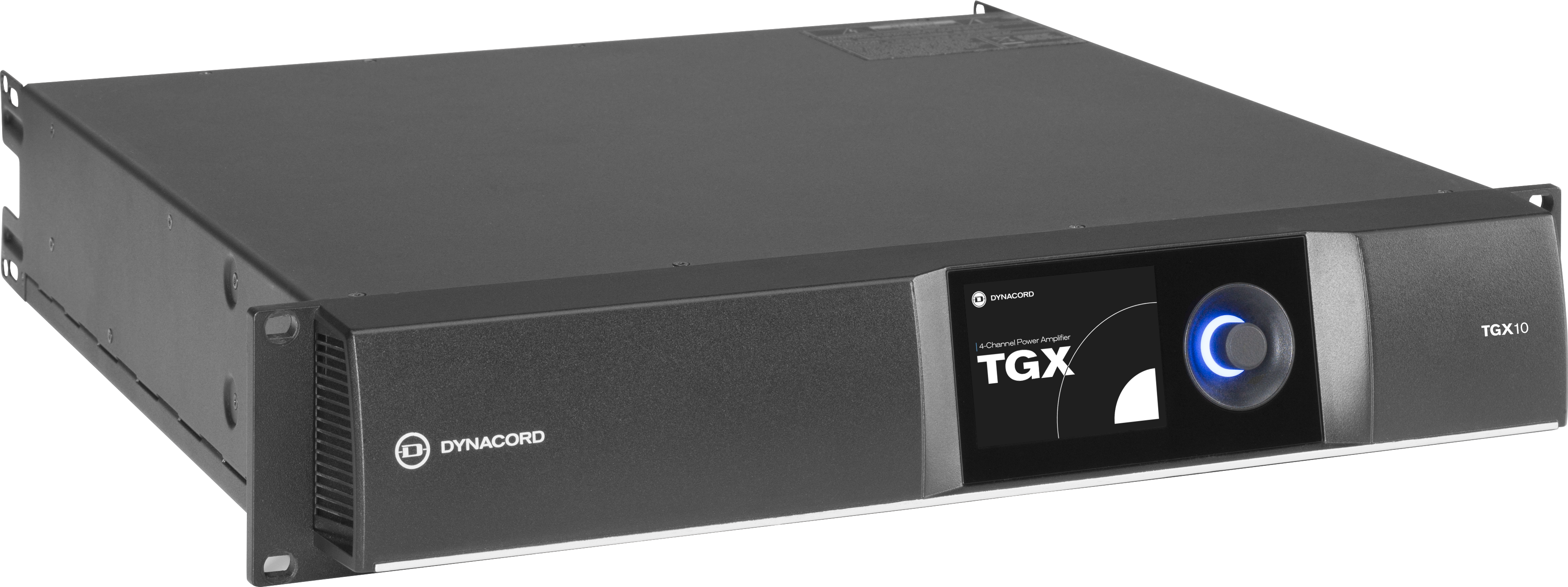 Tgx10 Dsp Power Amplifier 4 X 2500w Live By Dynacord Phase Control Previous Next